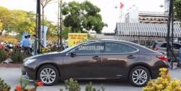 Giá xe Lexus ES 300 màu nâu ánh kim 2014 1 tỉ 950 triệu