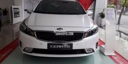 Giá xe Kia Cerato 2017  569 triệu đồng