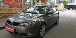 Giá xe Kia Forte SLI 2009 nhập khẩu màu ghi xám 435 triệu đồng
