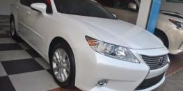 Giá xe Lexus ES 300 2014 Màu Trắng đẹp như mới