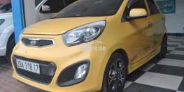 Giá xe Kia Morning Kia Morning 2011 Màu Vàng giá tốt