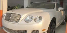 Giá xe Bentley Continental Flying Spur nhập khẩu Anh