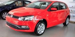 Giá xe Volkswagen Polo Hacthback Giá Ưu Đãi