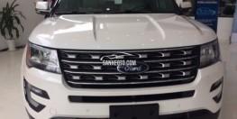 Giá xe Ford Explorer Nhập khẩu Mỹ
