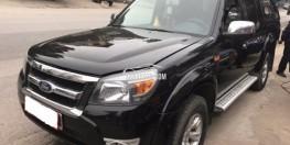 Giá xe Ford Ranger Bán bản đủ XLT đời 2010