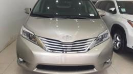 Giá xe Toyota Sienna 3.5 limitet nhập mỹ
