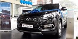 Giá xe Hyundai SantaFe 7 chỗ, giá tốt nhất thị trường