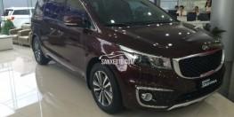 Giá xe Kia Sedona DAT  Sở hữu với chỉ 340 triệu