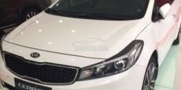 Giá xe Kia Cerato MT sở hữu với chỉ 190 triệu