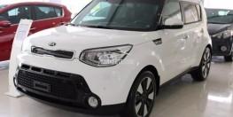 Giá xe Kia Soul Sở hữu với chỉ 250 triệu