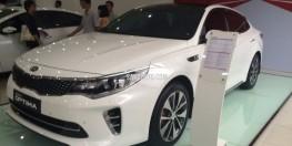 Giá xe Kia Optima 2.4 GT Line với chỉ 330 triệu