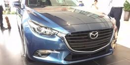 Mazda Giải Phóng bán xe Mazda 3 facelift 2017, xe mới hỗ trợ giá và quà tặng, kèm trả góp 80%