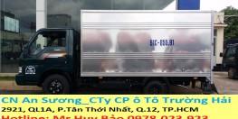 Bán xe Kia Frontier xe tải Kia K165s tải trọng 2,4 tấn, Kia K165S 2 tấn 4, hỗ trợ tư vấn ngân hàng trả góp