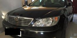 Bán xe Camry 2.4G 2004