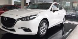 Mazda Bình Dương Cần Bán Mazda 3 SD 1.5 FL 2017, hỗ trợ ngân hàng 85%, nhiều màu, có xe giao ngay.