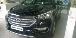 Bán xe Hyundai SANTAFE 2017 giá ưu đãi, giao xe ngay
