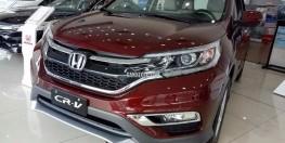 Honda ôtô Long An - Bán Honda CRV 2017 chỉ từ 898 triệu, chương trình ưu đãi cực lớn - LH ngay hotline: 0908999735