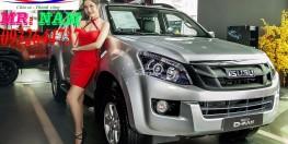 vua bán tải isuzu Dmax nhiều ưu đãi đặt biệt cho khách hàng  hotline 0932644737