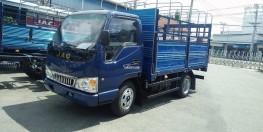 Xe tải Jac 2 tấn 4 uy tín sài gòn