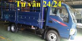 Xe tải Jac 2 tấn 5 giá rẻ, hỗ trợ vay cao 100% không cần thế chấp tài sản