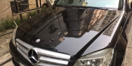 Bán xe Mercedes c200 màu đen