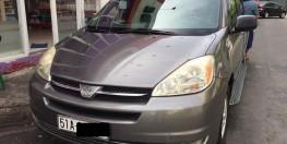 Bán xe Toyota SIENNA 8 chỗ 1 đời chủ