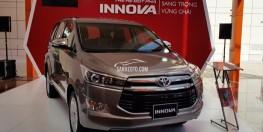 Bán Innova E mới 2017 giá cạnh tranh