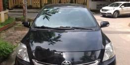 Bán xe Vios 1.5E màu đen sx cuối 2010. lh chính chủ Thùy Ngân 0914734026
