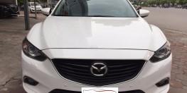 Xe Mazda 6 Sedan 2.0 AT 2015, màu trắng