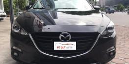 Xe Mazda 3 Hatchback 1.5AT 2016, màu đen