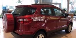 Ford Đồng Nai chuyến Ford Ecosport Titanium 2017 giá giảm tốt nhất hiện nay và nhiều chương trình khuyến mãi lớn trong tháng