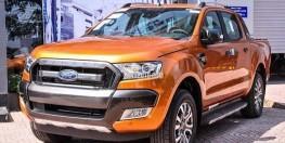 Ford Đồng nai chuyên Ranger Wildtrak 3.2L Gía giảm tốt nhất hiện nay cùng nhiều khuyến mãi lớn trong tháng