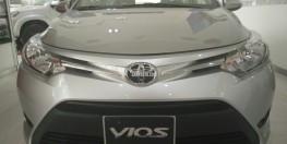 Toyota Vios tặng 100% thuế trước bạ,tặng bảo hiểm,hỗ trợ trả góp 90% giá trị xe