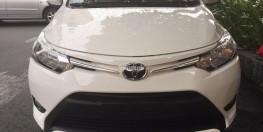 Toyota Vios E CVT tặng 100% thuế trước bạ,tặng bảo hiểm,tặng phụ kiện 30 triệu,hỗ trợ trả góp 90% giá xe