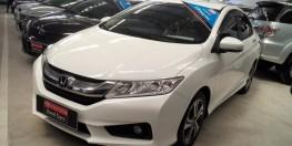 Honda City 2015  màu trắng