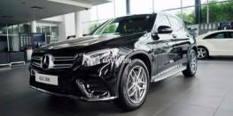 Bán Xe Mercedes GLC 300 4MATIC 2017 Giá Tốt, Đủ Màu, Giao Xe Ngay