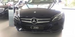 Bán Xe Mercedes C200 2017 Giá Tốt, Đủ Màu, Giao Xe Ngay