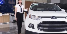 Hà Nội Ford - Ford EcoSport Titanium 2017 mới, cạnh tranh giá và tặng phụ kiện LH ngay: 0934.696.466