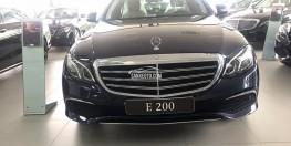 Bán Xe Mercedes E200 2017 Giá Tốt, Đủ Màu, Giao Xe Ngay
