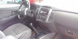 Innova E số sàn 2012, hỗ trợ 70% giá trị xe