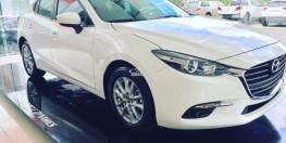 Mazda 3 1.5 SD Facelift 2017 đủ màu, có xe giao ngay, hỗ trợ vay 85% và nhiều quà tặng theo xe giá trị
