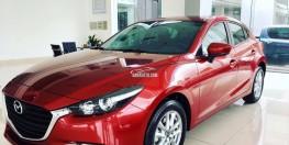 Mazda 3 1.5 HB Facelift 2017 đủ màu, có xe giao ngay, hỗ trợ vay 80% và nhiều quà tặng theo xe giá trị