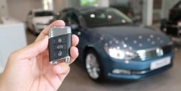 Passat Bluemotion Volkswagen nhiều option mới nhập khẩu chính hãng