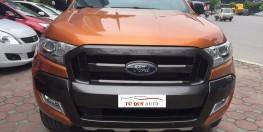 Xe Ford Ranger Wildtrak 3.2L 4x4 AT 2015