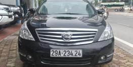 Nissan Teana 2.0AT sản xuất 2011 Màu Đen.