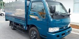 Bán xe tải kia thùng bạt phủ mui tải trọng 2400kg, xe đời mới