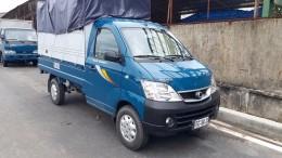 Bán xe tải nhỏ Thaco máy suzuki tải trọng 990kg, đời 2017