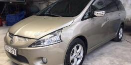 Bán xe Mitsubishi Grandis chính chủ đời 2006, màu Ghi Vàng, số tự động tại thánh phố Hồ chí minh giá 425 triệu