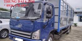Xe tải Faw 7,3 tấn động cơ Hyundai D4DB,thùng dài 6,25m.Giá tốt nhất thị trường