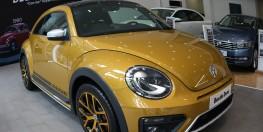 Volkswagen Beetle Dune 2017 (màu trắng, đen, vàng, xám) - LH Hotline 0933689294